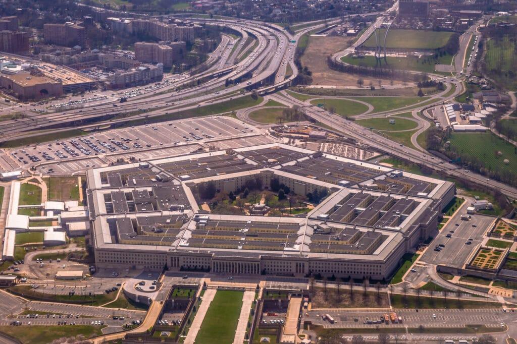 Pentágono, nos Estados Unidos