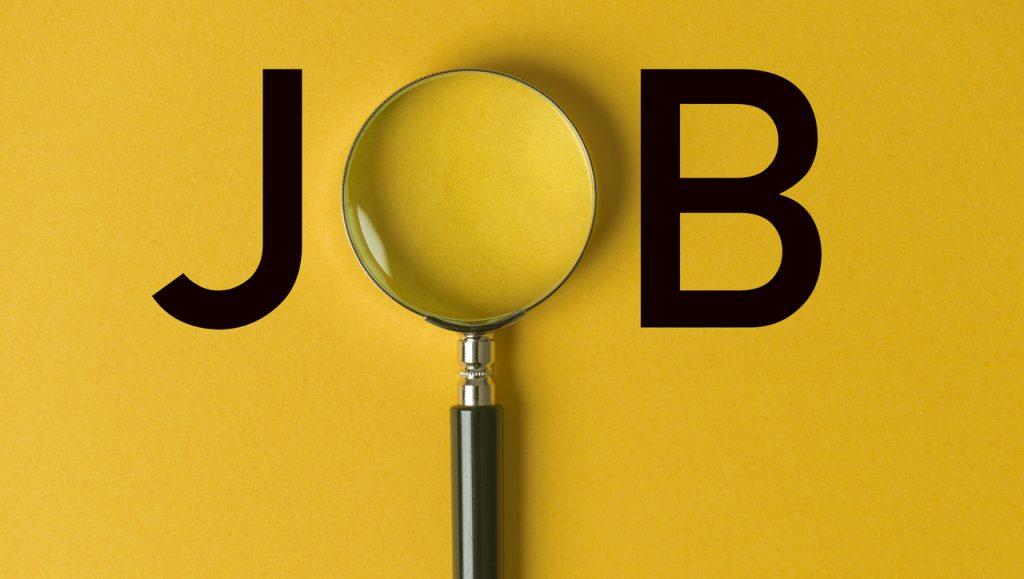 Busca por emprego